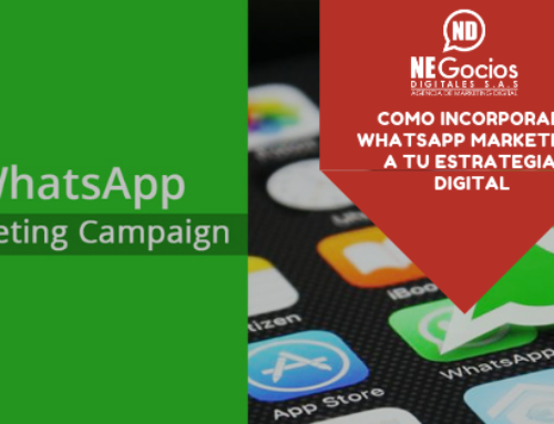 ¿como implementar una estrategia de WhatsApp Marketing?