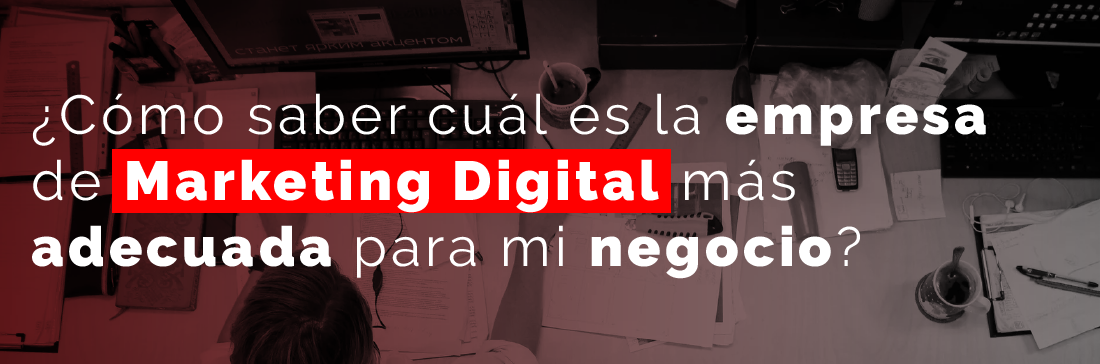 empresa de marketing digital