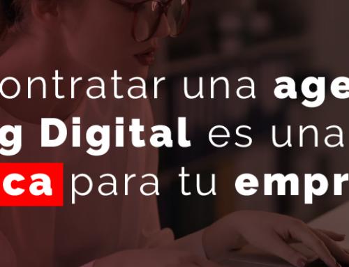 Por qué contratar una agencia de marketing Digital es una decisión estratégica para tu empresa.